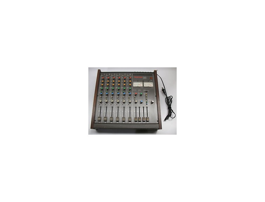 Tascam 106 6 channel mixer