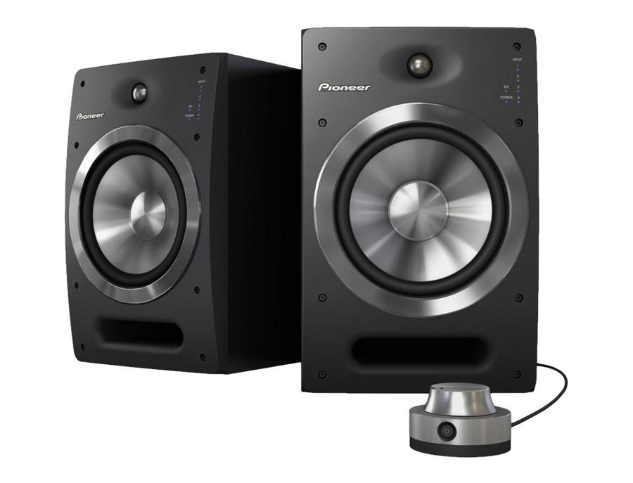 Pioneer s dj08 studio monitor xl