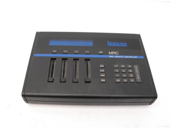 Lexicon MRC (MIDI Remote Controller)