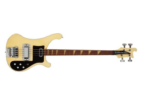Rickenbacker 4001 white
