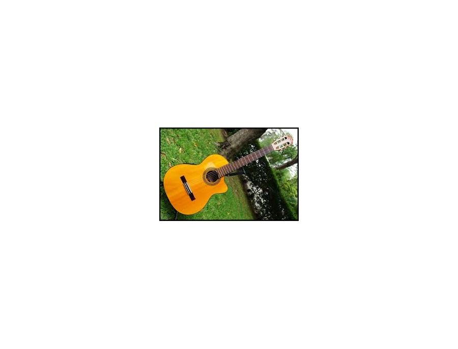 Takamine eg522c acustic nylon guitar xl