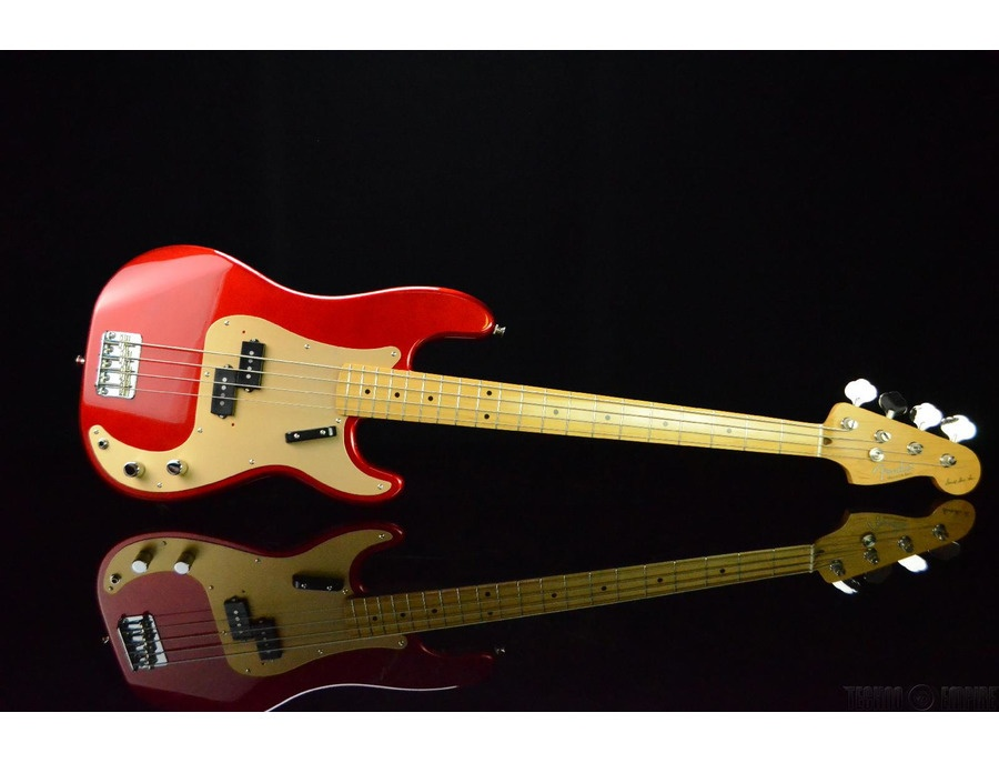 Fender Duck Dunn Precision Bass