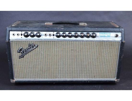 1976 Fender Bandmaster Reverb-Amp
