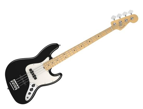 Fender American Standard Jazz Bass with Maple Fingerboard