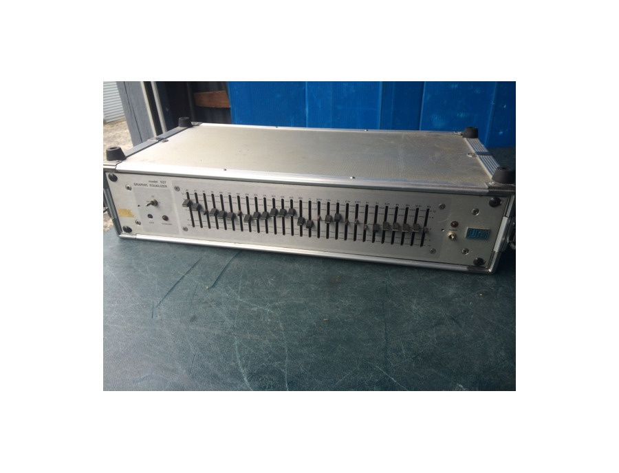 UREI Model 537 Graphic Equalizer