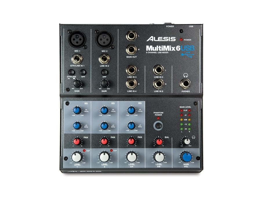 Alesis Multimix 6 USB