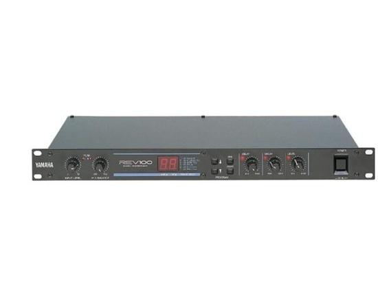 Yamaha REV100 Digital Reverb