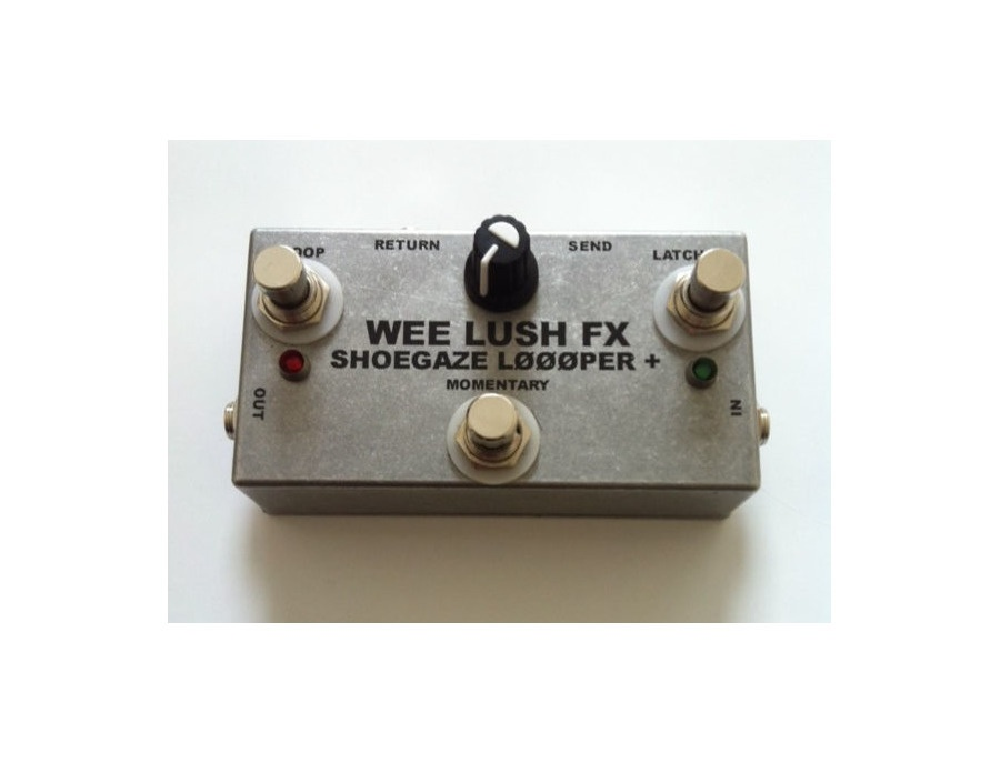 Wee Lush FX Shoegazer Looper
