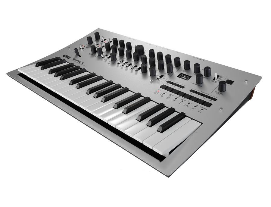 Korg minilogue analog synthesizer xl