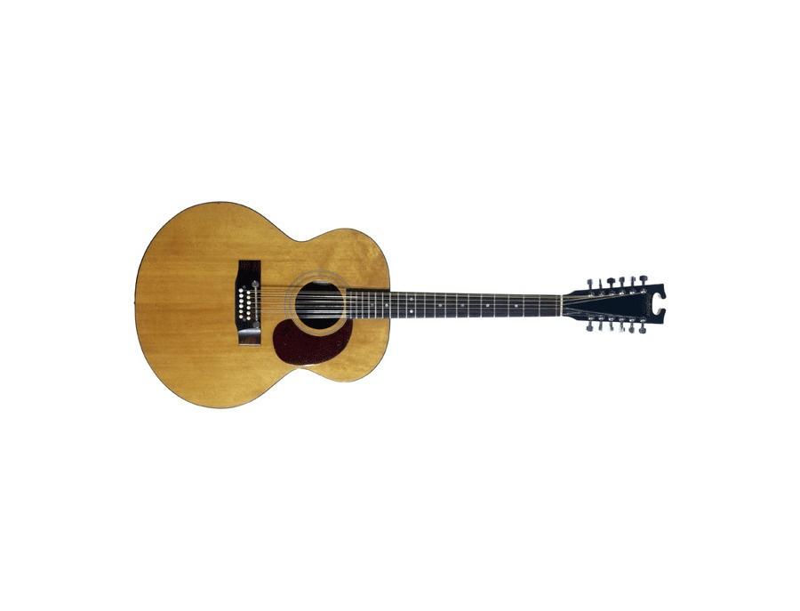 Harptone 12-String Acoustic Guitar