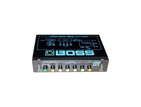 Boss ROD-10