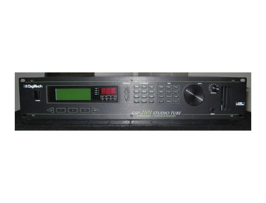 DIGITECH GSP-2101 Preamp