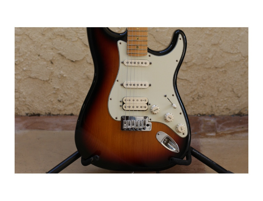 "USA Fender ""Fat"" Stratocaster"