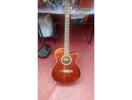 Azalea Guitar Acoustic-Electric Premium Edition