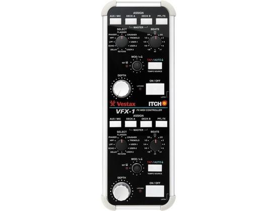 VFX-1 FX Midi Controller
