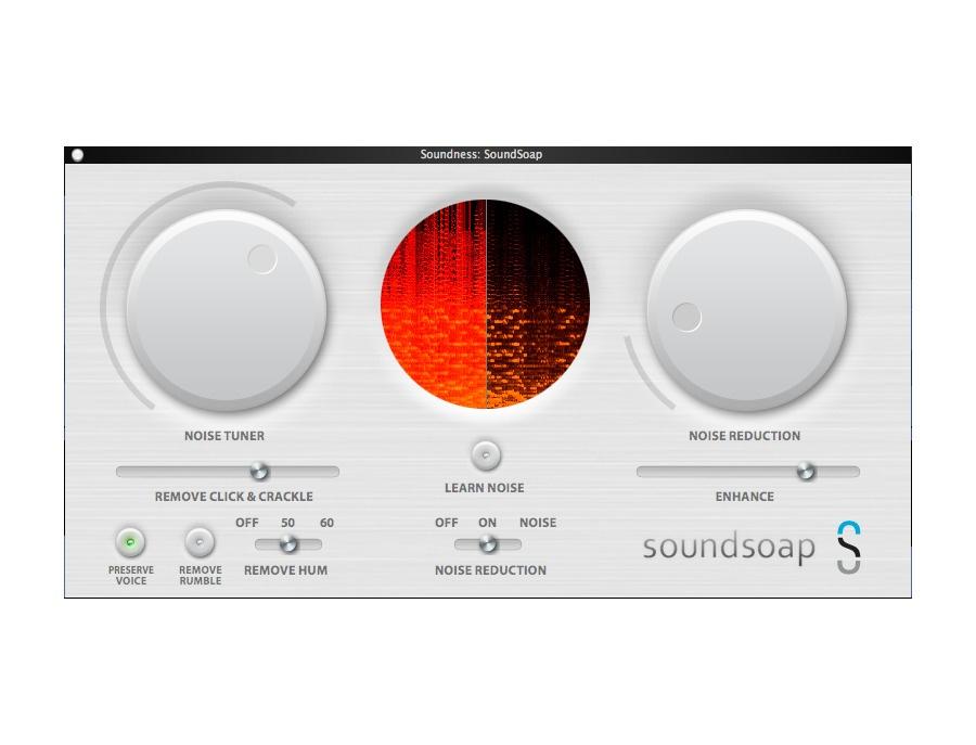 Soundness SoundSoap