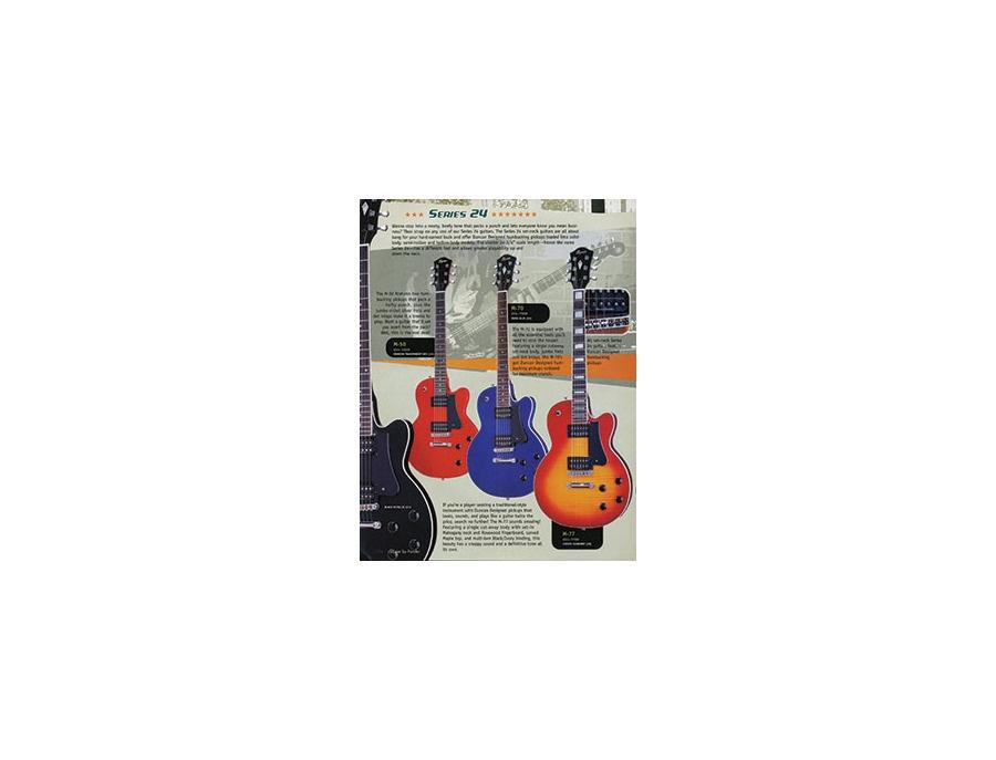 Fender Squier 20th Anniversary