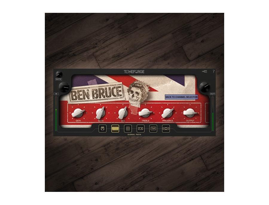 Joey Sturgis Tones Toneforge - Ben Bruce