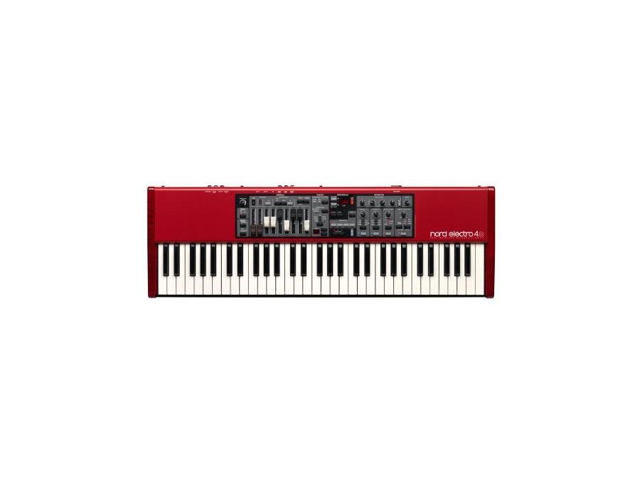 Nord electro 4d sw61 61 key keyboard xl