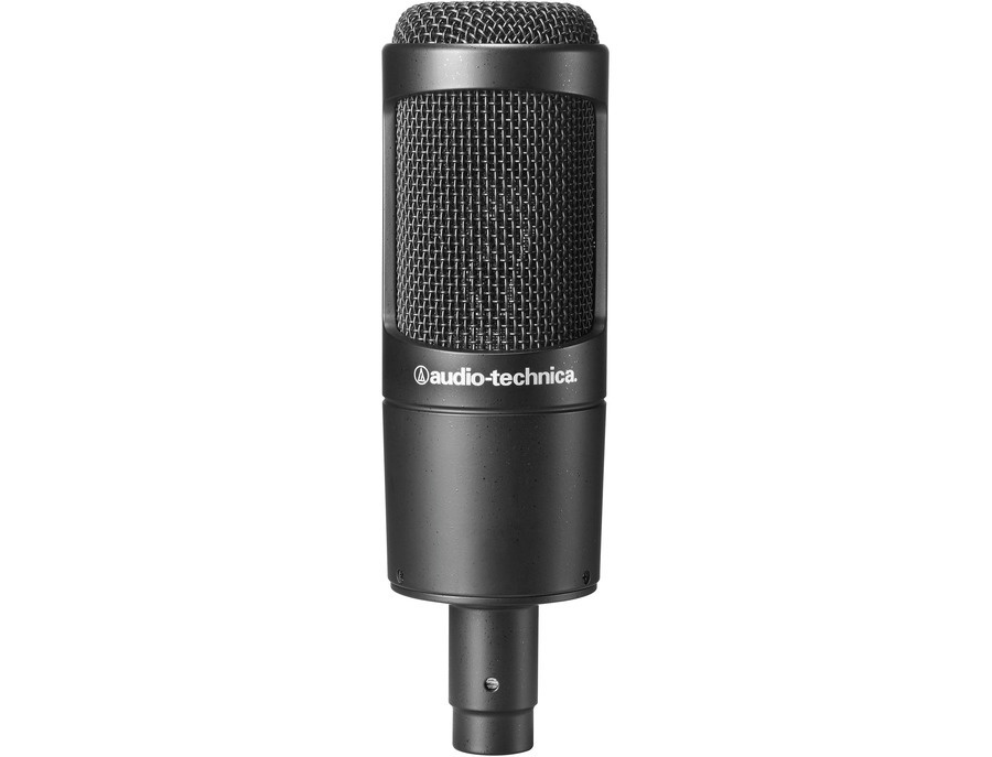 Audio technica at2035 cardioid condenser mic xl