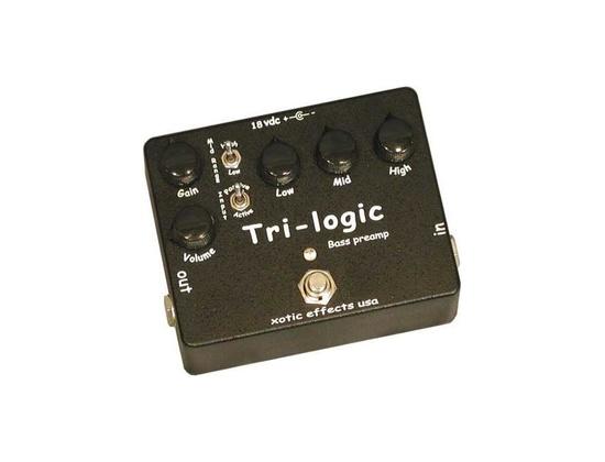 Xotic Tri-Logic Bass Preamp Pedal