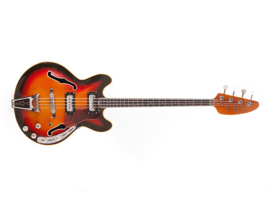 Vox Sidewinder Bass