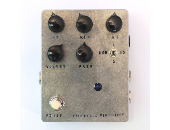 Fairfield Circuitry Four Eyes