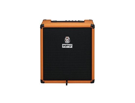 Orange Amplifiers Crush PiX CR50BXT 50W 1x12 Bass Combo Amp Orange