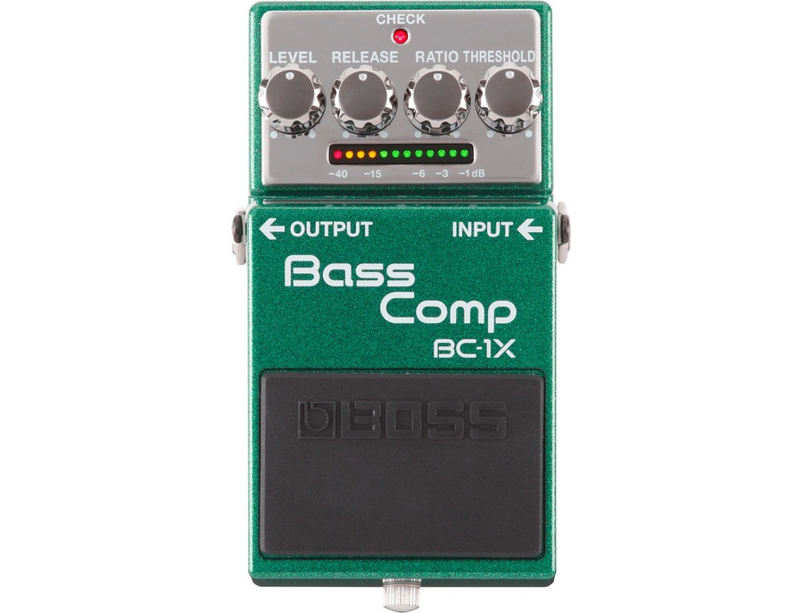 Boss bc 1x bass compressor xl
