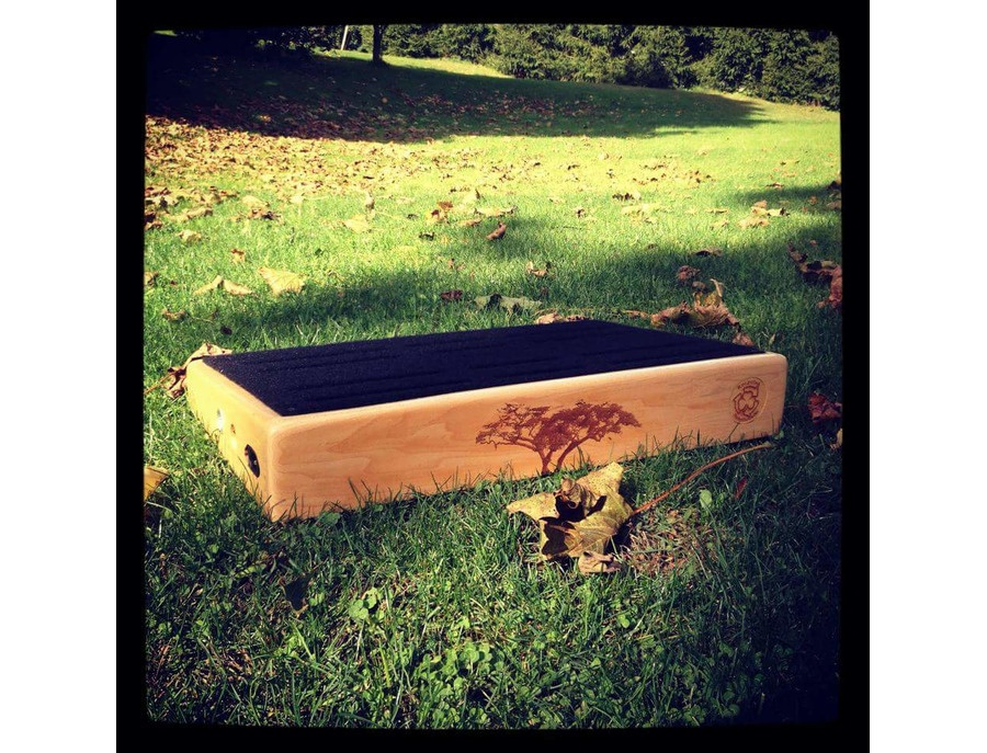 Recycled Pedalboards