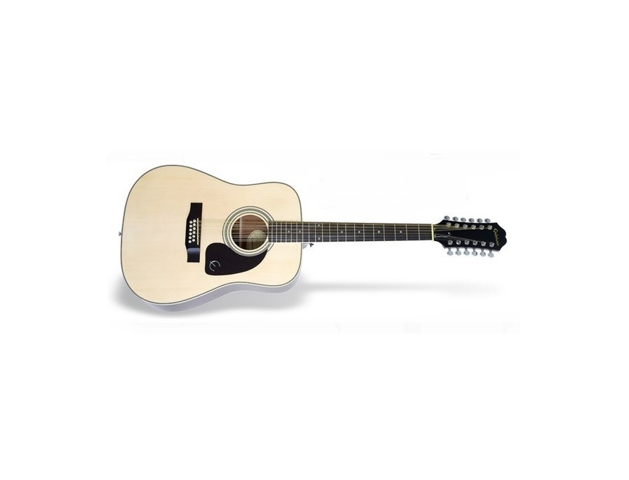 epiphone by gibson pr 715 12 string acoustic guitar reviews prices equipboard. Black Bedroom Furniture Sets. Home Design Ideas