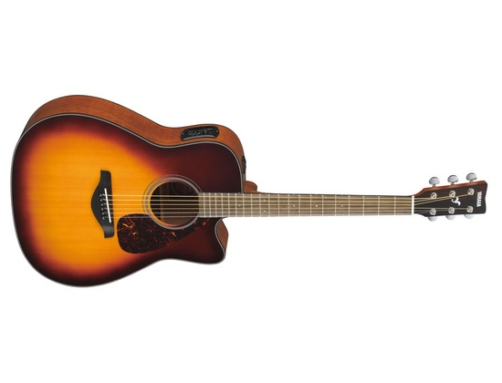 yamaha fgx700sc acoustic electric guitar reviews prices equipboard. Black Bedroom Furniture Sets. Home Design Ideas