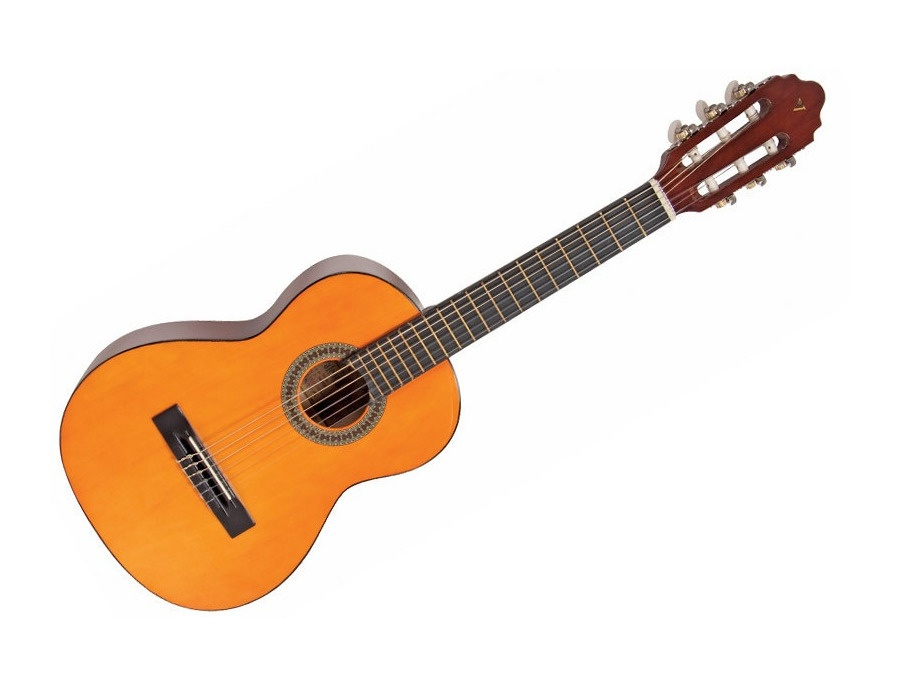Valencia TC1-1/4 Size Acoustic Nylon String Guitar