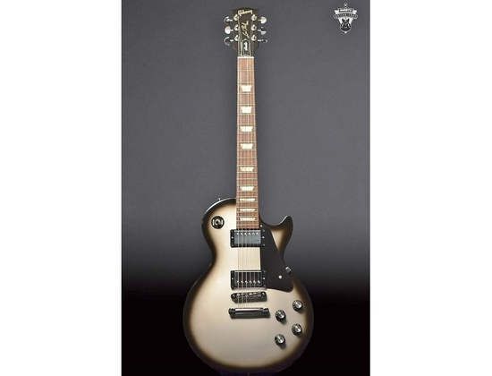 2011 Gibson Les Paul Studio Deluxe Silverburst