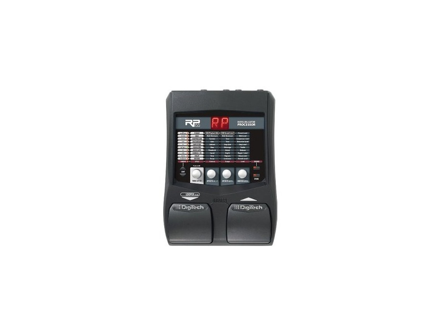 digitech multi effects processor