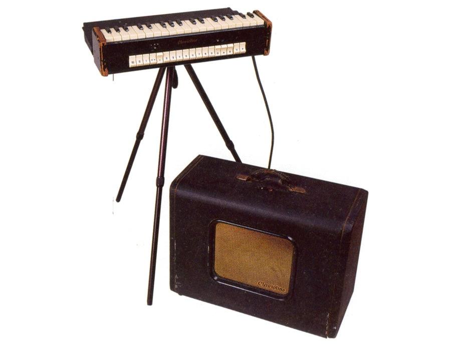 Clavioline Organ