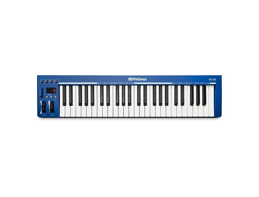 PreSonus-49 USB 2.0 MIDI keyboard