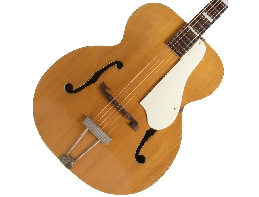 Kay archtop hollowbody xl