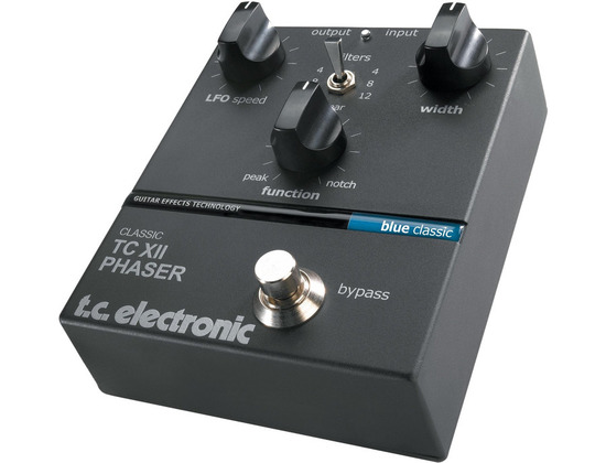 TC Electronic Classic Series TC XII Phaser