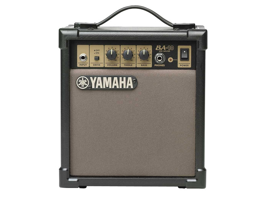 yamaha ba-10 bass amplifier