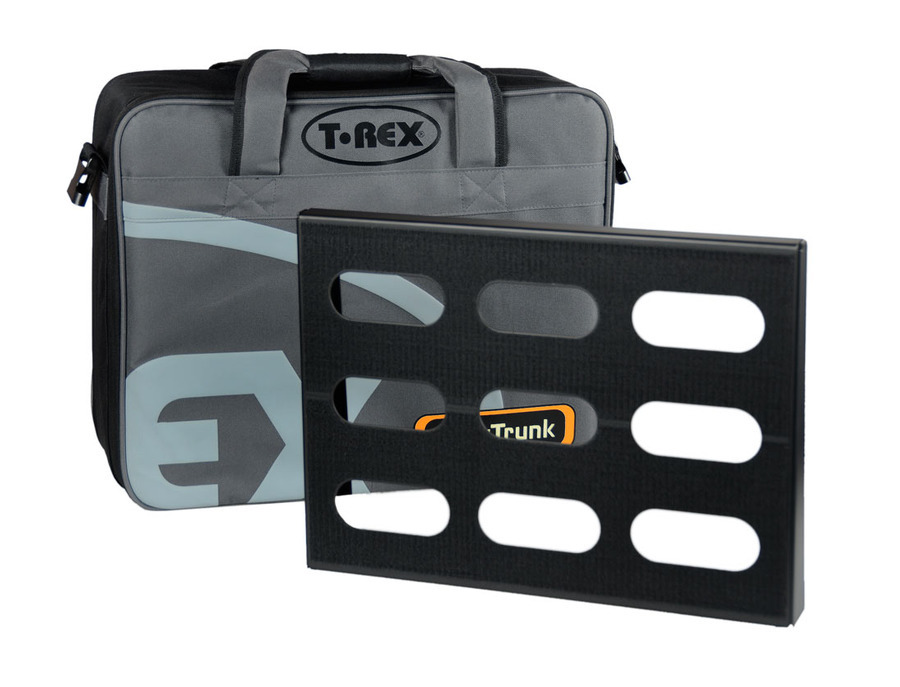 T rex tone trunk 42 pedalboard xl