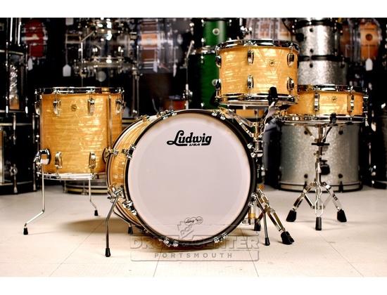 Ludwig Legacy Mahogany Drum Set