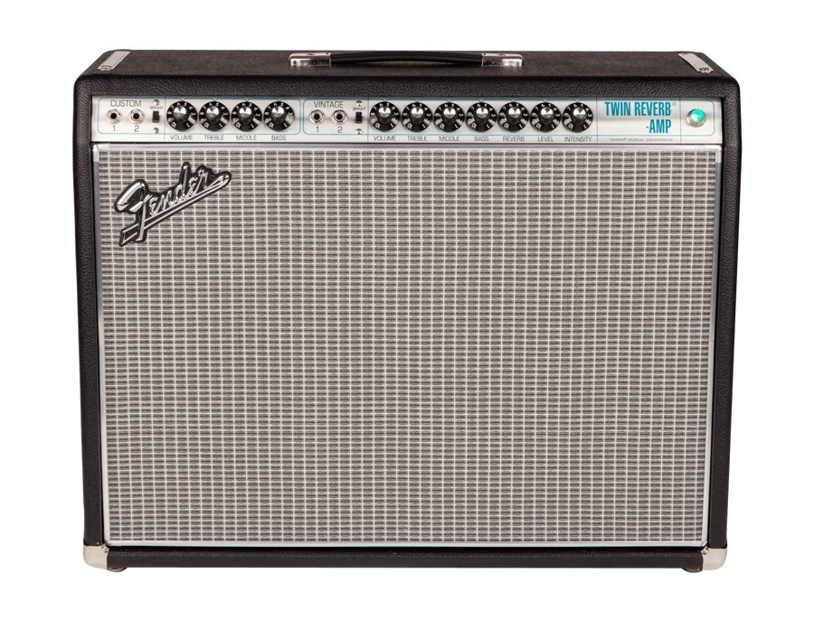 Fender 68 custom twin reverb xl