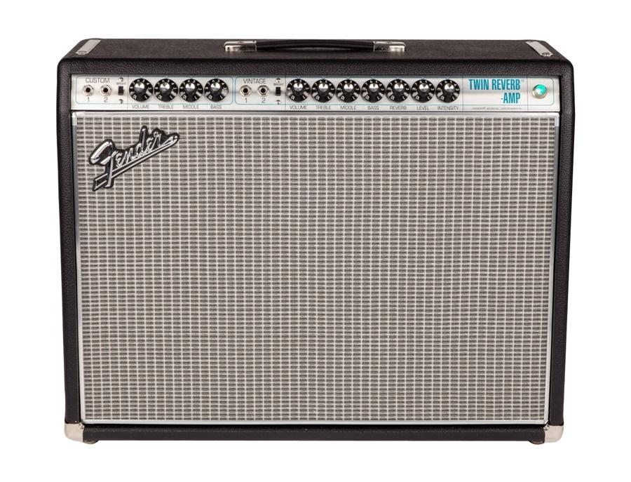Fender 68 custom twin reverb xl