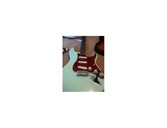 Fender MIM Strat SSS