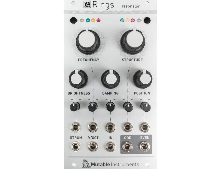 Mutable Instruments Rings