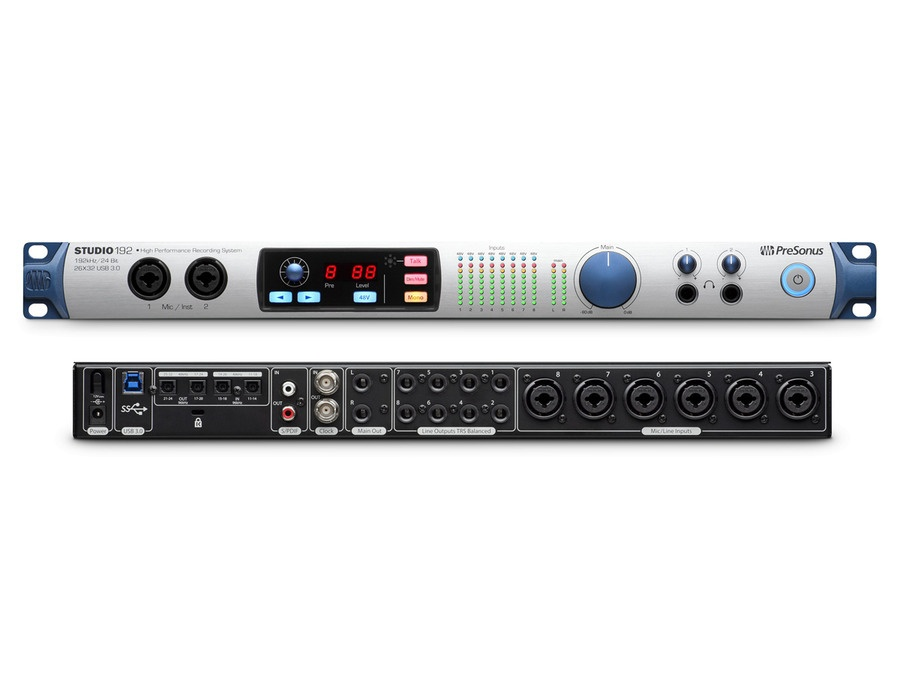 PreSonus Studio 192 Audio Interface