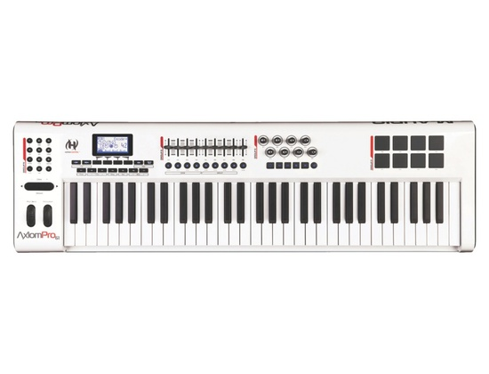 M-Audio Axiom Pro 61 Advanced 61 Key USB MIDI Controller