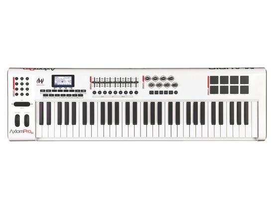 M-Audio Axiom Pro 61 Advanced 61 Key USB MIDI Controller