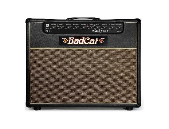 Bad Cat Black Cat 15 Combo Amp